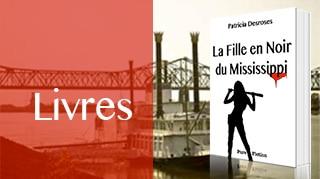 Livre La Fille en Noir du Mississippi